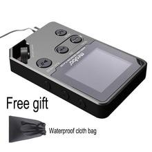 Mrobo C5 originale 8GB Full Metal professionale Lossless HIFI lettore musicale lettore MP3 schermo TFT supporto registrazione audio E book