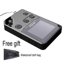 Originele mrobo C5 8GB Full Metal Professionele Lossless HIFI Muziekspeler MP3 Speler Tft scherm Ondersteuning E book Sound record