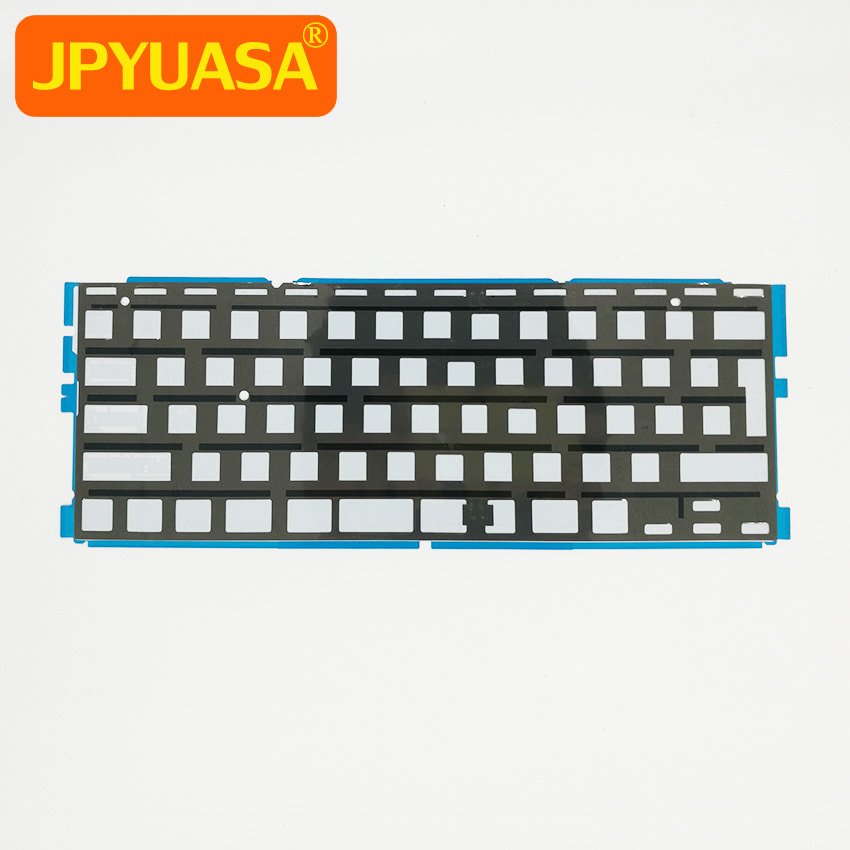 New Laptop Backlight For Macbook Air 11 A1370 A1465 UK EU keyboard backlight 2010-2015 Years original new topcase 11 6 for macbook air a1370 a1465 palmrest top case with us keyboard backlight no touchpad 2013 2015