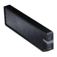 Hard Drive USB 3.0 Port Extender Hard Drive Case Box SD Card 3 Port Media HUB For Microsoft Xbox One