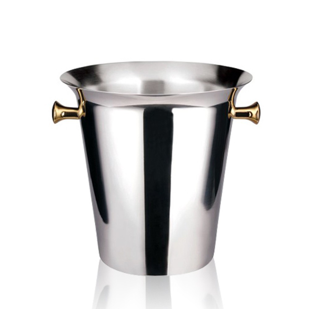 aliexpresscom  buy new mirror surface luxury ice bucket  - aliexpresscom  buy new mirror surface luxury ice bucket stainless steelml red wine chiller champagne cooler double ear party bar supply fromreliable