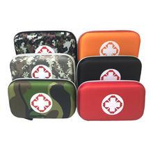 Trousse de premiers soins Portable à poches multiples, sac EVA étanche pour traitement médical d'urgence en famille ou en voiture