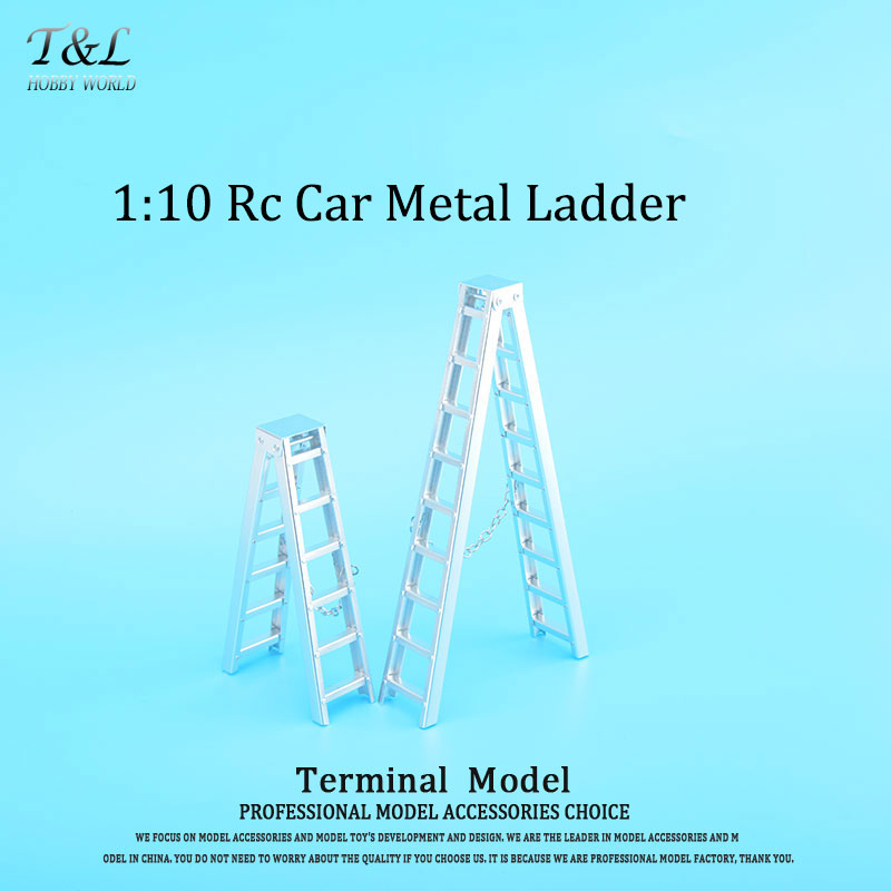 compare prices on rc car simulator online shopping buy low price rc model metal 1 10 ladder simulation ladders for 1 10 rc car d90