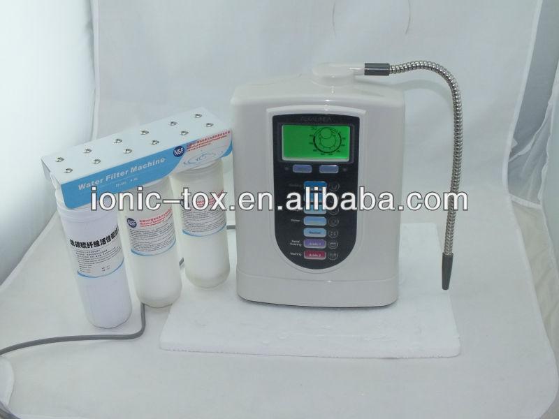 1 pc alcalin ioniseur eau ioniseur + un ensemble de pré-filtres à 3 - Appareils ménagers - Photo 5