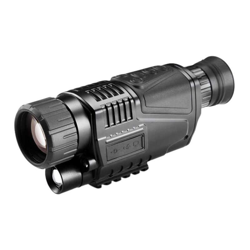 5X40 Digital infrarrojo visión nocturna Goggle alcance para caza telescopio de largo alcance con cámara sesión de fotos de grabación de vídeo
