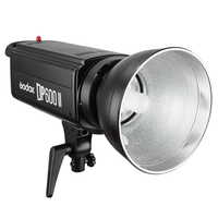 Godox Strobe DP600II 600W Studio Professional Flash Light with Built in Godox 2.4G Wireless X System for Photography