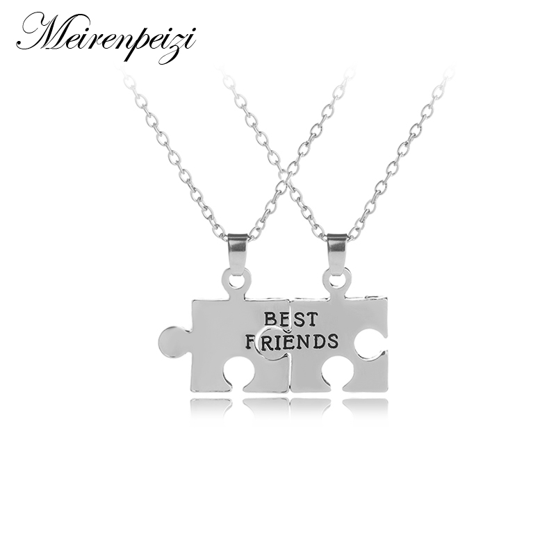 Best friends necklace for 2 puzzle pendant friendship gift jewelry dictionarys first word of the year was chosen in 2010carcat de accesari 1109 data 301010 marime 51 mb browserul tau nu suporta html5 aloadofball Choice Image