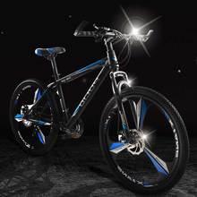 Acier pouces 24 s vtt 18 pouces cadre 1.95 «pneu Hommes Femmes Étudiant Vélo PURK-160 freins SHIMANO shifter PULID vtt