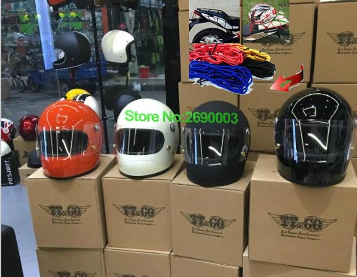 Doprava zdarma Style Fessional TT & CO Tokio Style Motocyklová helma Chopper Style Retro Motocyklová přilba Vintage přilba Feliz