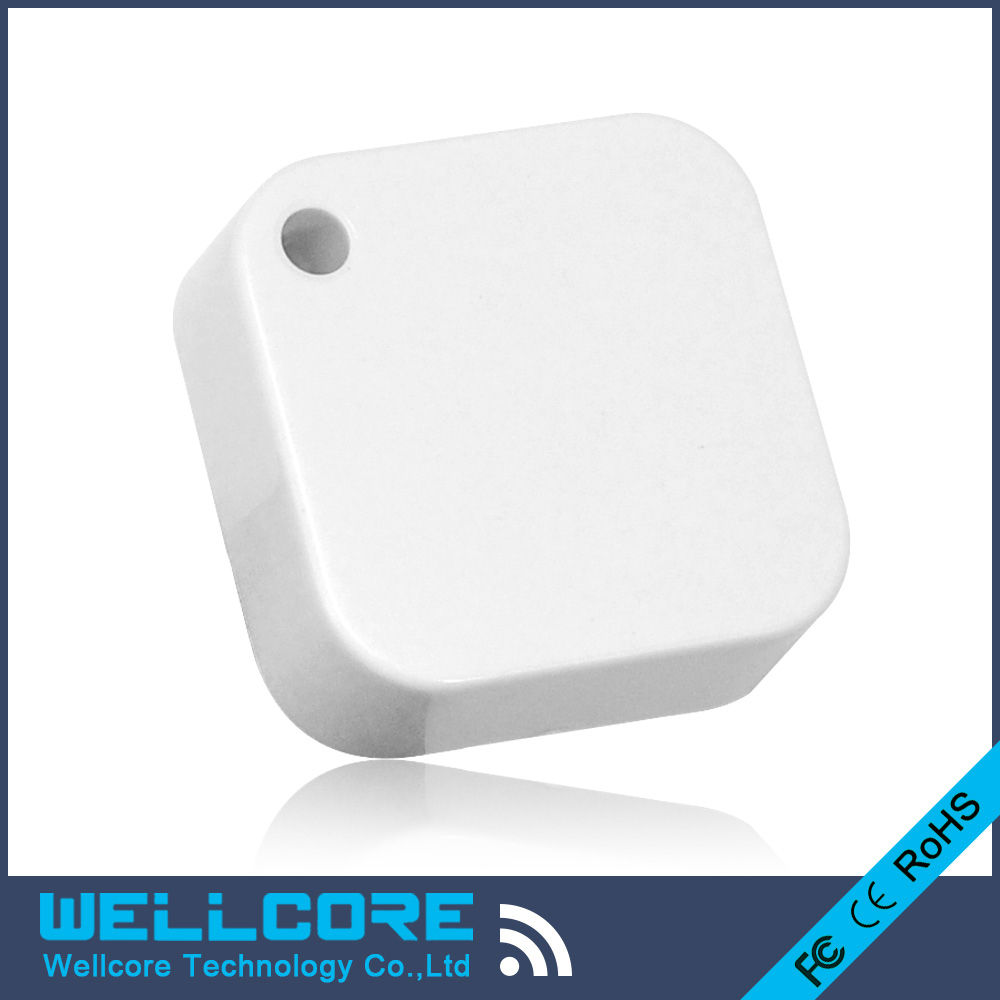 Free Shipping 2017 Wellcore ibeacons W903N beacon UUID Programmable ibeacon Bluetooth NRF51822 iBeacon for IOS & Android