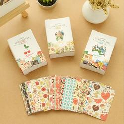 52 pcs pack cute pattern paper sticker sticky decoration decal diy album diary material escolar kawaii.jpg 250x250