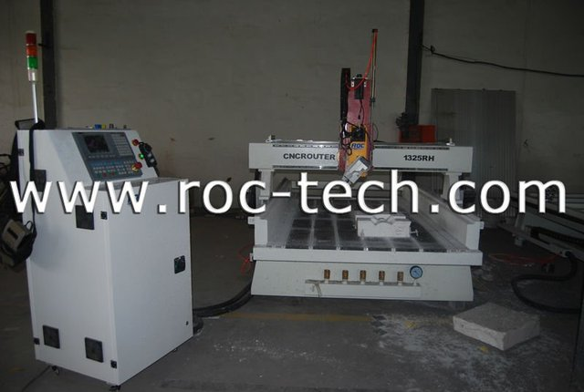 4D CNC Wood Machine RC1325RH-4axis
