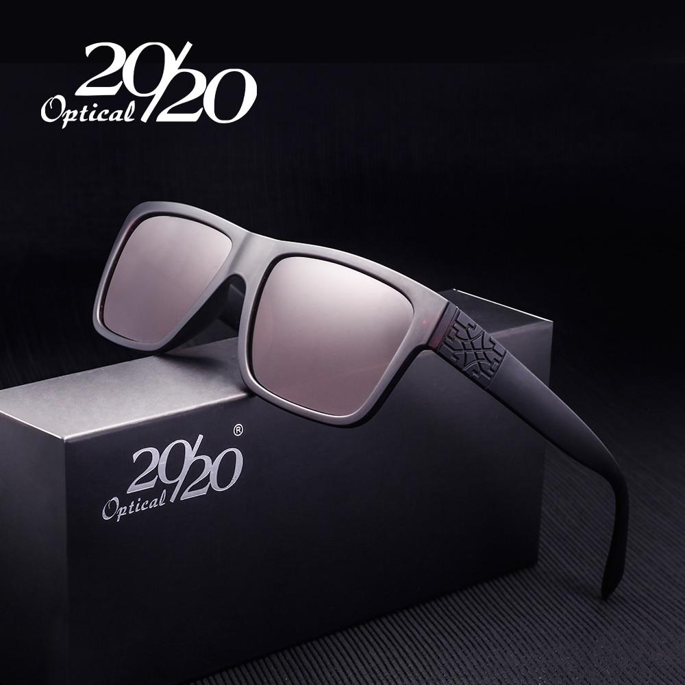 20 20 gafas de sol polarizadas nuevas de conducción de los hombres gafas de  sol de los hombres gafas de diseñador de la marca gafas de hombre Oculos  PL284 ... ecaffc13ed33