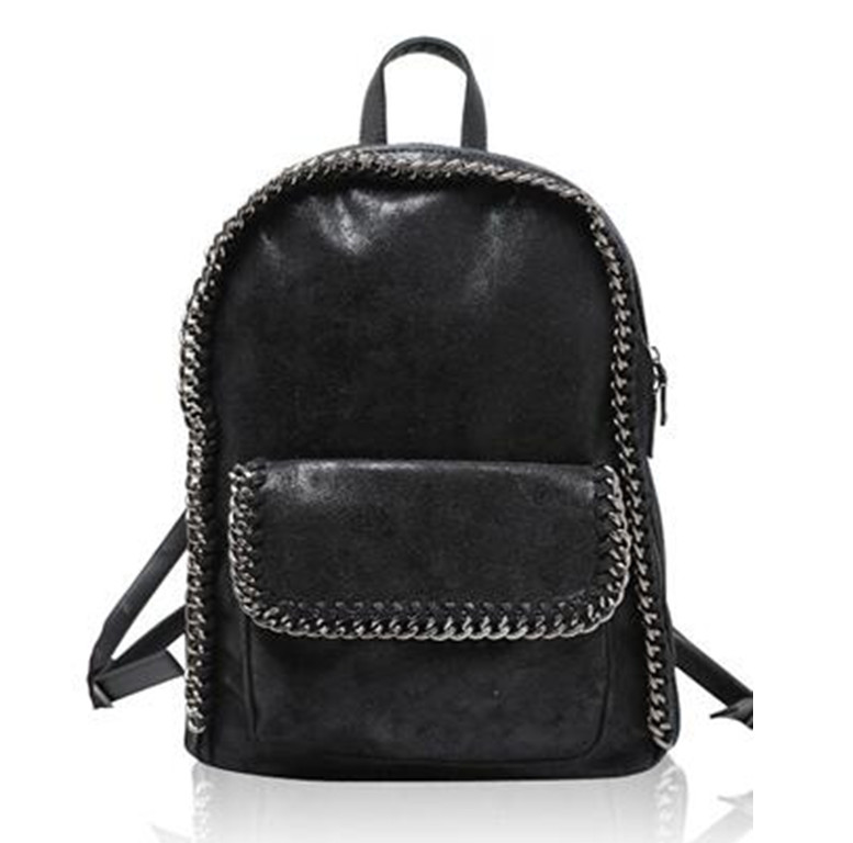 Women Mini Chain Backpack Bags Trendsetter College Wind Small Bag Fashion Shoulder Travel bags Middle School Backpacks cx swiss military cx swiss military 2739