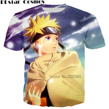Naruto Men/Women 3D t shirt (24 models)