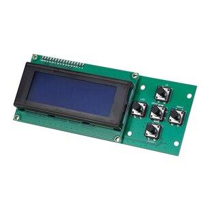 Melzi 2,0 placa base PCB ATMEGA 1284P P802M placa base X3A controlador de XY-100 + Melzi 2,0 2004LCD para impresora Tronxy 3D piezas DIY