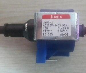Image 2 - Bomba solenóide eletromagnética de 220v a 240v 16w para ferros, esfregão a vapor/vestuário/máquina de café/lâmpada black etc