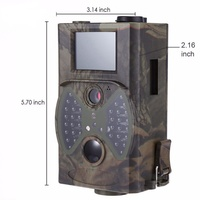 12MP Wildlife Trail Cameras HC300A Hunting Camera Scouting Digital Camera Infrared Trail Hunting Trap Game Camera 8 MB to 32 GB