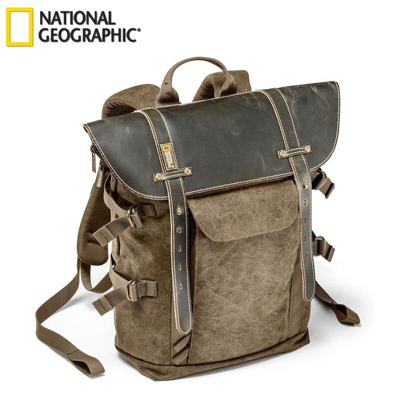 National Geographic NG A5280 sac à dos de photo Pour DSLR caméra d'action sac pour trépied Kit étui objectif Ordinateur Portable En Plein Air Photographie Sacs