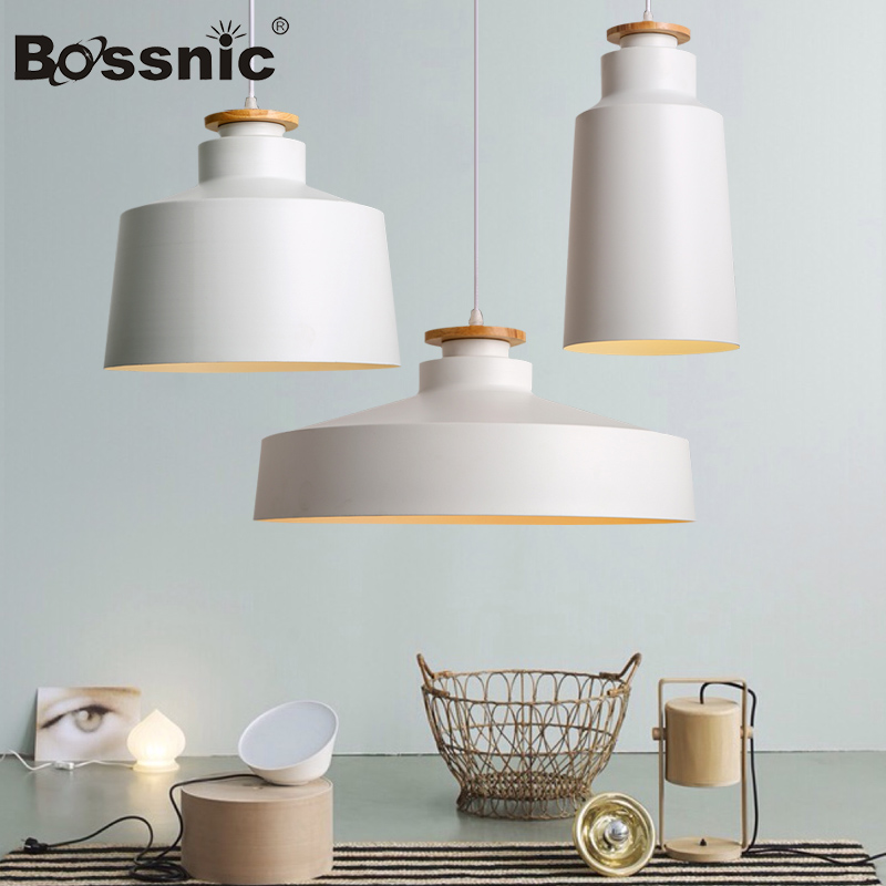 BossnicLighting Modern Aluminum Pendant light  for Living room|Dining room|Bedroom|Hotel lamp