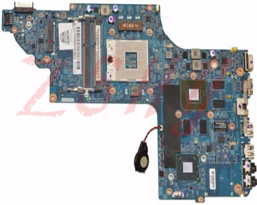 for hp pavilion DV7 DV7T DV7-7000 laptop motherboard 681999-001 681999-501 DDR3 Free Shipping 100% test ok Price $168.00