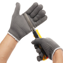 NEW Safurance 1 Pair Working Safety Gloves Cut-Resistant Protective Anti-Cutting Gloves Labour Protection  Workplace Safety