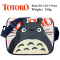 My Neighbor Totoro Durable Messenger Bag School Bag For Students Kids Children Boys Girls Canvas Bags