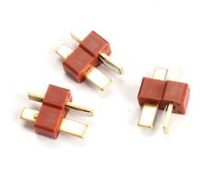 Free shipping Top Quality RC Lipo Battery Helicopter 10 Pair T Plug Connectors Male Female for