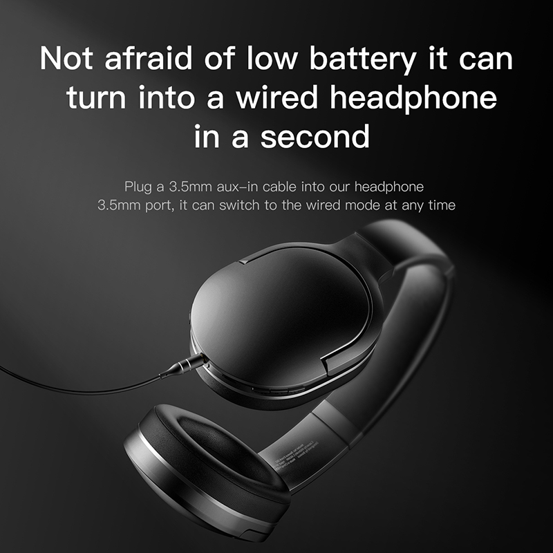 Foldable Bluetooth Headset  5