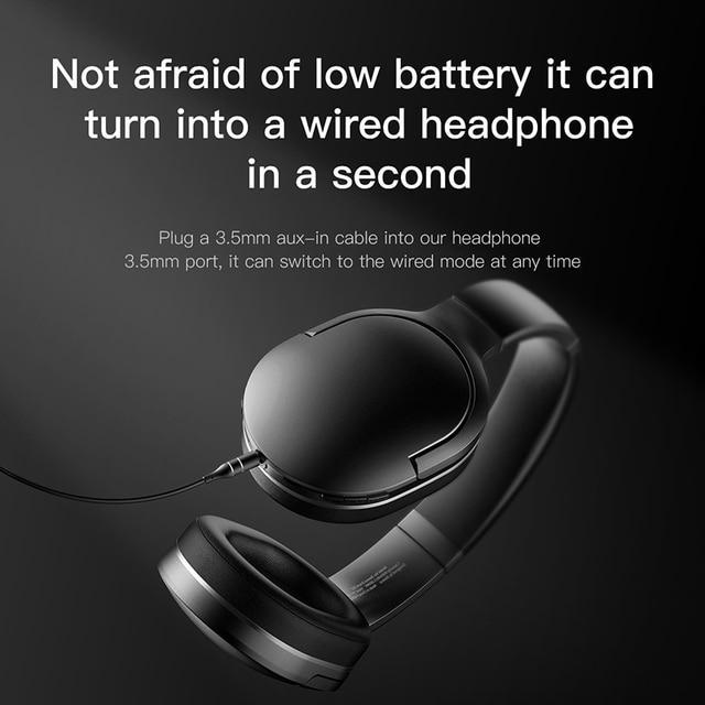 Foldable Bluetooth Headset  5