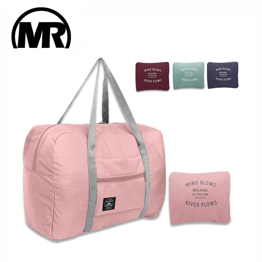 Складная дорожная сумка MARKROYAL, водонепроницаемая вместительная сумка-тоут, 2020
