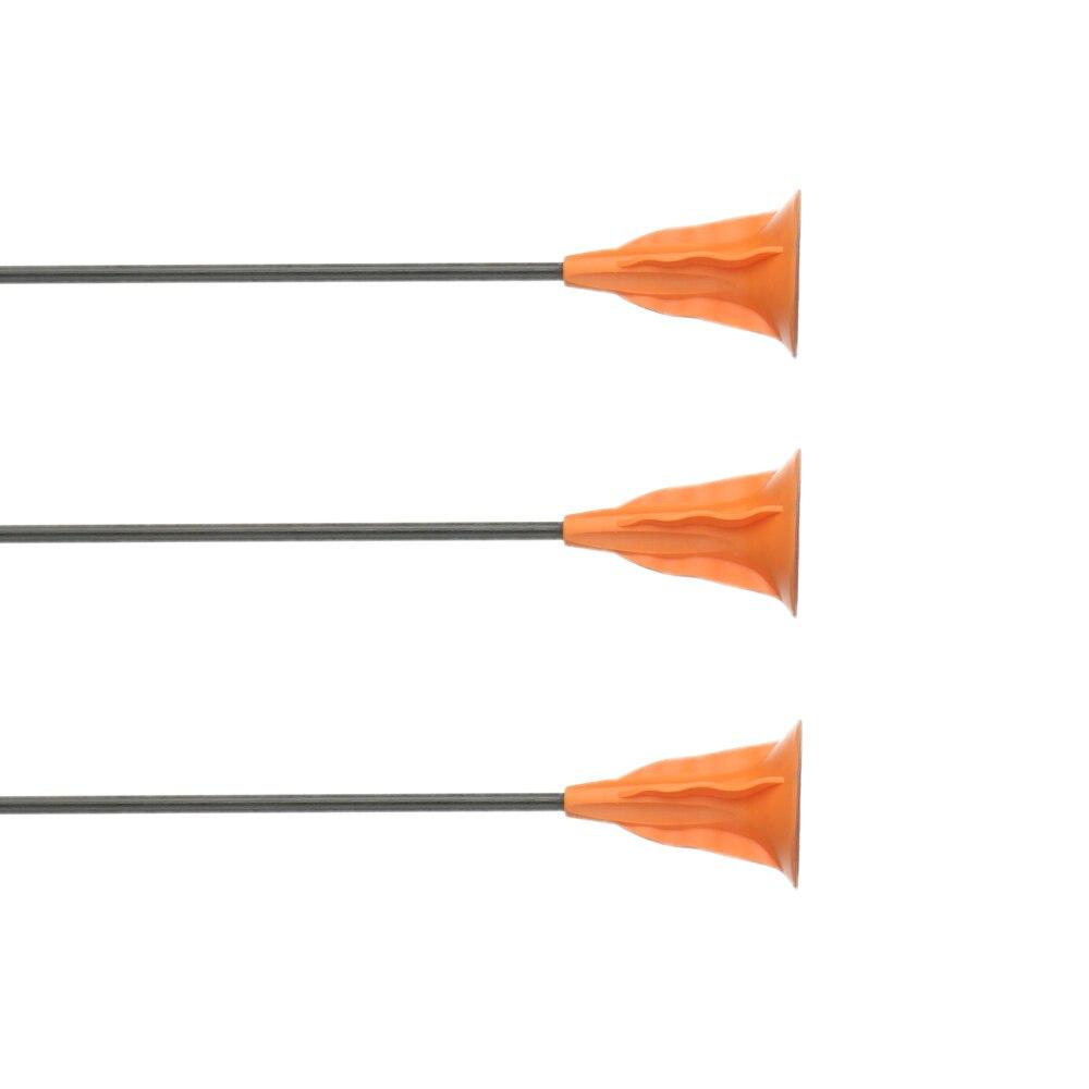 Image 4 - Детские стрелы цель для упражнений в охоте стекловолокна игровые стрелы с присосками для безопасной стрельбы из лука Соединение изогнутый Молодежный лук Кемпинг игра-in Лук и стрела from Спорт и развлечения