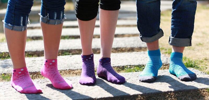 jogging conforto respirável fino meias curtas 3 pares lotes