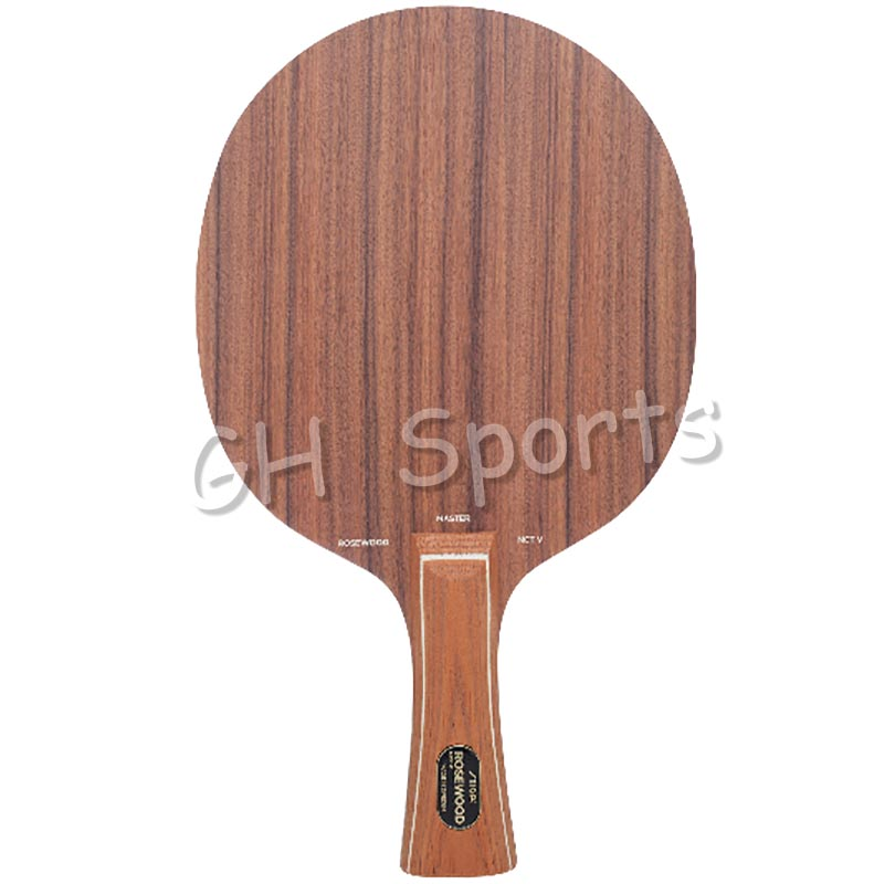 Stiga ROSEWOOD NTC V ( ROSEWOOD NTC 5 ) Table Tennis Blade for PingPong Racket stiga celero wood ce table tennis blade for pingpong racket