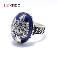 Silver Ring Man Single Index Of Natural Lapis Lazuli Vampire With Male Thai Silver Ring Ring