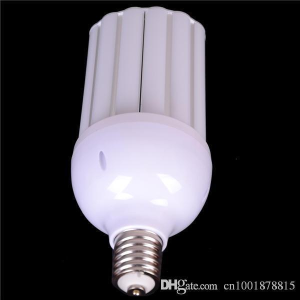 ФОТО 10pcs/lot FedEx Free Shipping 80W 228leds New Fin Type LED Corn Light SMD5630 with E27/E40/E39 base High Brightness Lighting