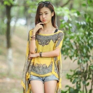 TDFunlive նոր ամառային շիֆոնով տպված - Սպորտային հագուստ և աքսեսուարներ - Լուսանկար 3