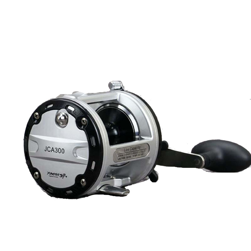 Drum Saltwater Fishing Reel Baitcasting 12+1BB Sea Fishing Reels Bait Casting Right Hand Surfcasting Reel metal round jigging reel 6 1 bearing saltwater trolling drum reels right hand fishing sea coil baitcasting reel
