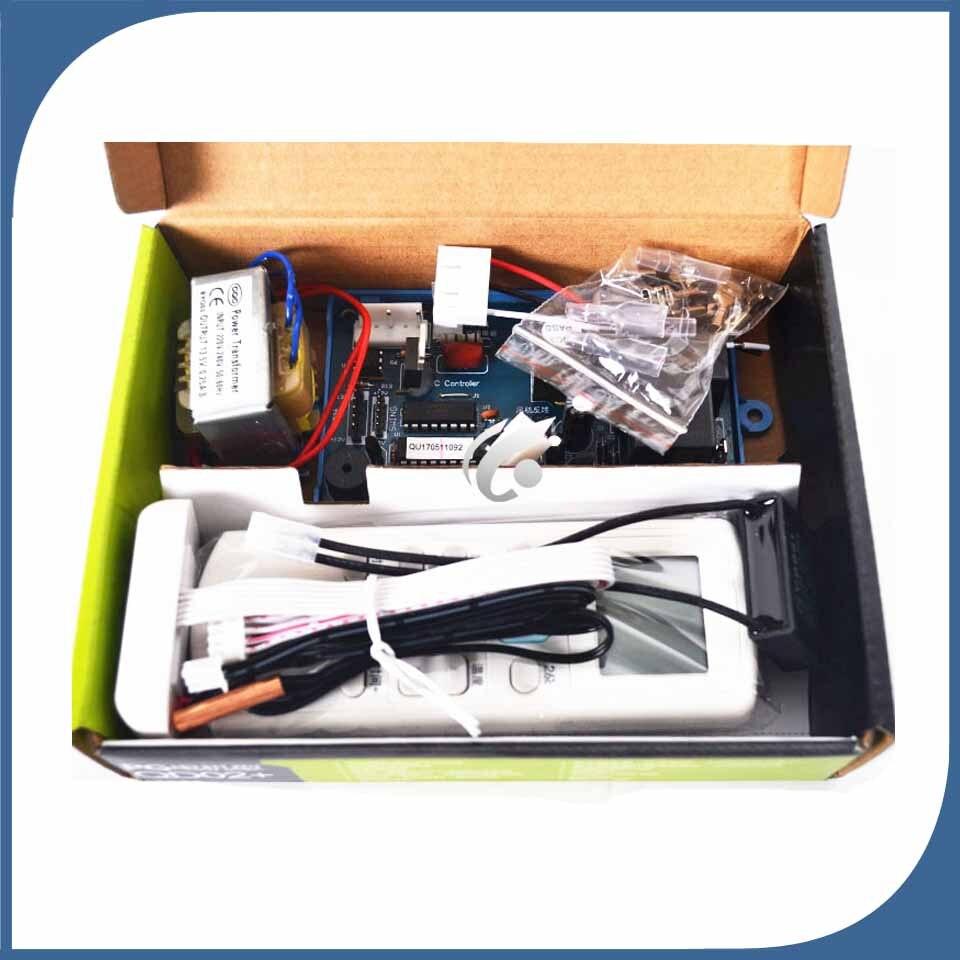 Neue für QD U05PGX QD02 + klimaanlage Computer board control panel universal allheilmittel geändert streifen display-in Klimaanlage Teile aus Haushaltsgeräte bei  Gruppe 1