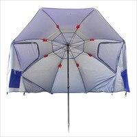 야외 레저 접는 안티 uv 비치 우산