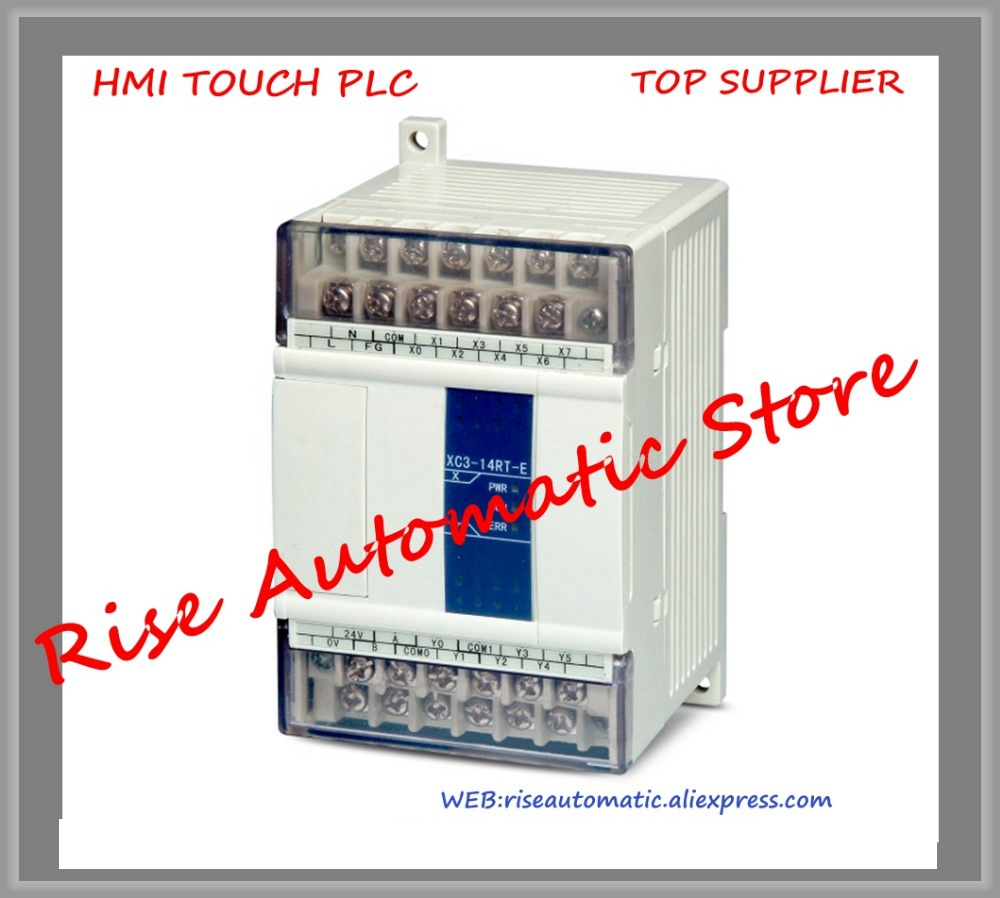 New Original with Programmable Controller Module 8point NPN input 8point relay output XC1-16R-C DC24V new original programmable controller plc module 8point npn input 8point relay output xc2 16r e xc2 16r c dc24v 2com