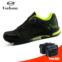 Tiebao Cycling Shoes 남성 운동화 산악 자전거 자전거 레이싱 신발 Self-Locking Mountain bike sapatilha ciclismo mtb shoes