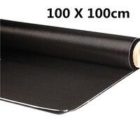 Hot Sale 3K 200gsm 100x100cm Durable High Strength Carbon Fiber Cloth For Various Models Car Parts