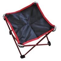 8 Anti-slip leg folding stool seat Outdoor Camping Fishing Picnic Garden BBQ