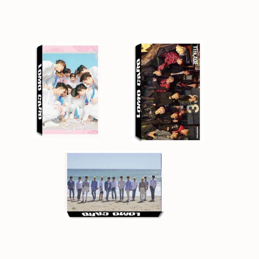 Beads & Jewelry Making Professional Sale Kpop Seventeen Members Polaroid Lomo Photo Card Dk Woozi Happ Birthday Hd Photocard Collective Cards 30pcs Jewelry Findings & Components