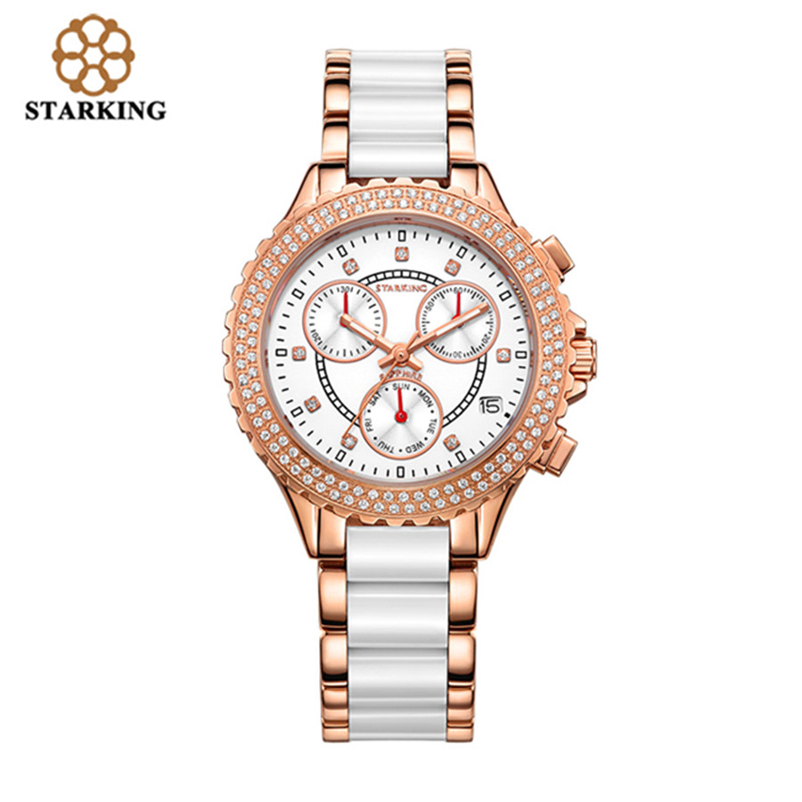 2016 hot women dress rhinestone watches fashion casual quartz Movement watch steel Analog Ladies wristwatch Luxury clock