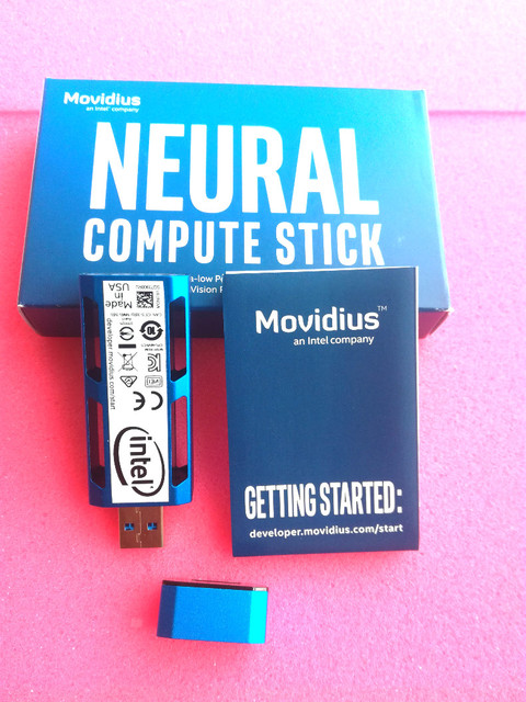 NCSM2852.DK intel Movidius Neural Compute Stick MA2450 Development Board 2450