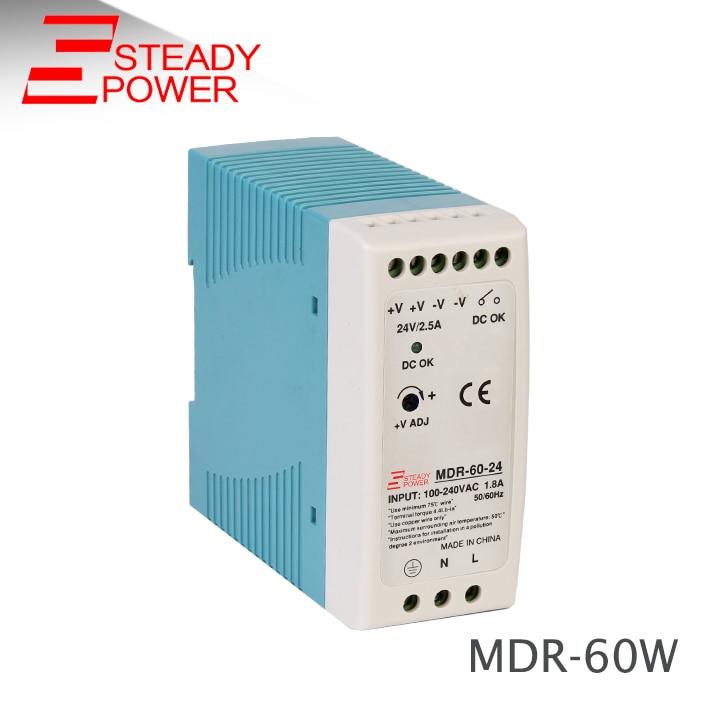 MDR 60W CE 12v 5a power supply circuit for led light Slim