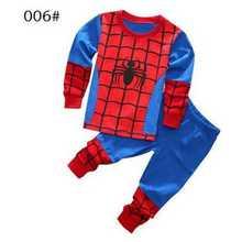 Пижама для мальчиков, Детский комплект, детские пижамы, комплекты одежды, детские пижамы, пижамы для малышей 2-7 лет, пижама с героями мультфильмов, enfant, одежда для сна