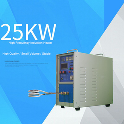 Hoge Frequentie Inductie Lasmachine Inductie Verwarming In Industrie 25KW